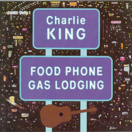 Food Phone Gas Lodging - 1990 -- Cassette