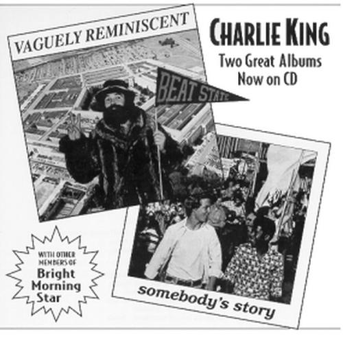 Vaguely Reminiscent & Somebody's Story - 1998 -- Double CD $5 SALE ITEM