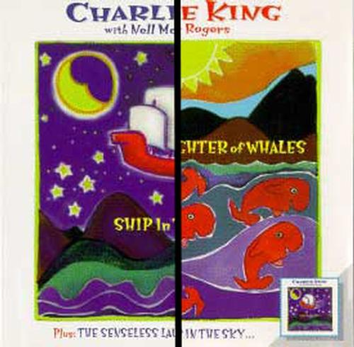 Ship In The Sky & The Senseless Laughter Of Whales - 1996 -- Double CD $5 SALE ITEM