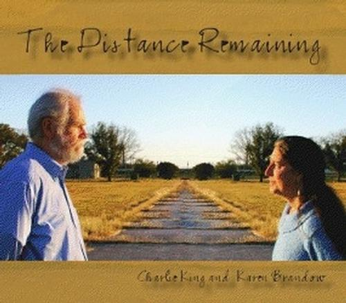 The Distance Remaining - 2010 -- CD $5 SALE ITEM