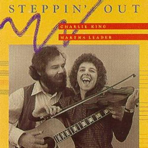 Steppin' Out - 2016 CD $5 SALE ITEM